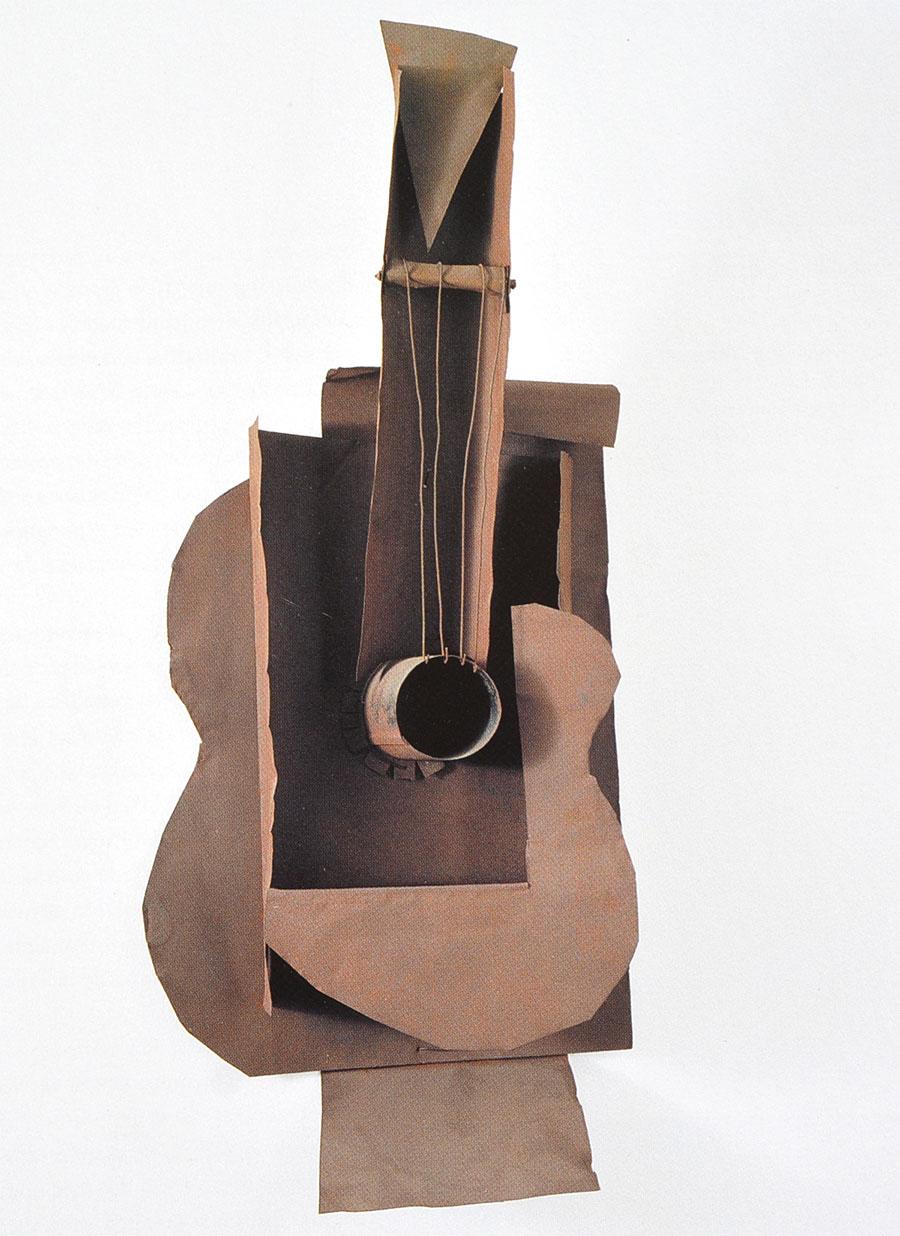 Picasso - Guitarra