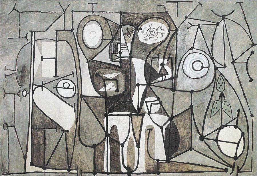 Picasso - La cocina