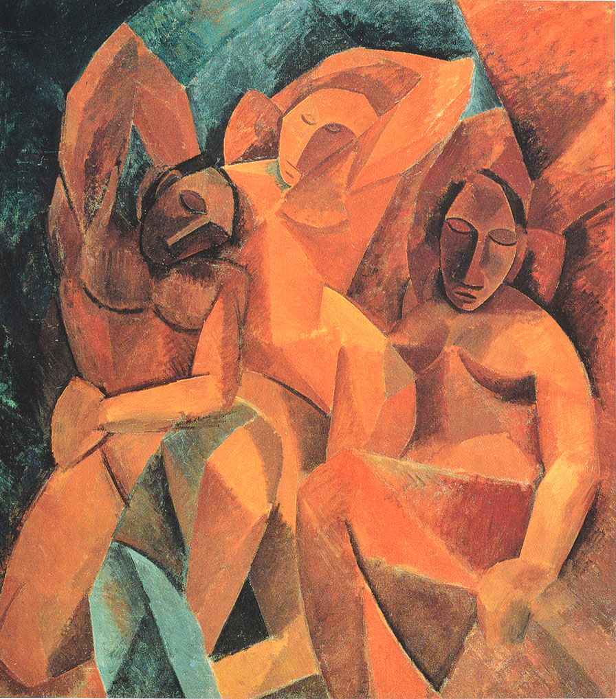 Picasso - Tres mujeres