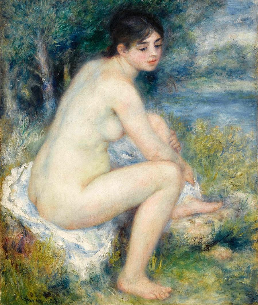 Mujer acostada desnuda courbet donde se encuentra [PUNIQRANDLINE-(au-dating-names.txt) 50