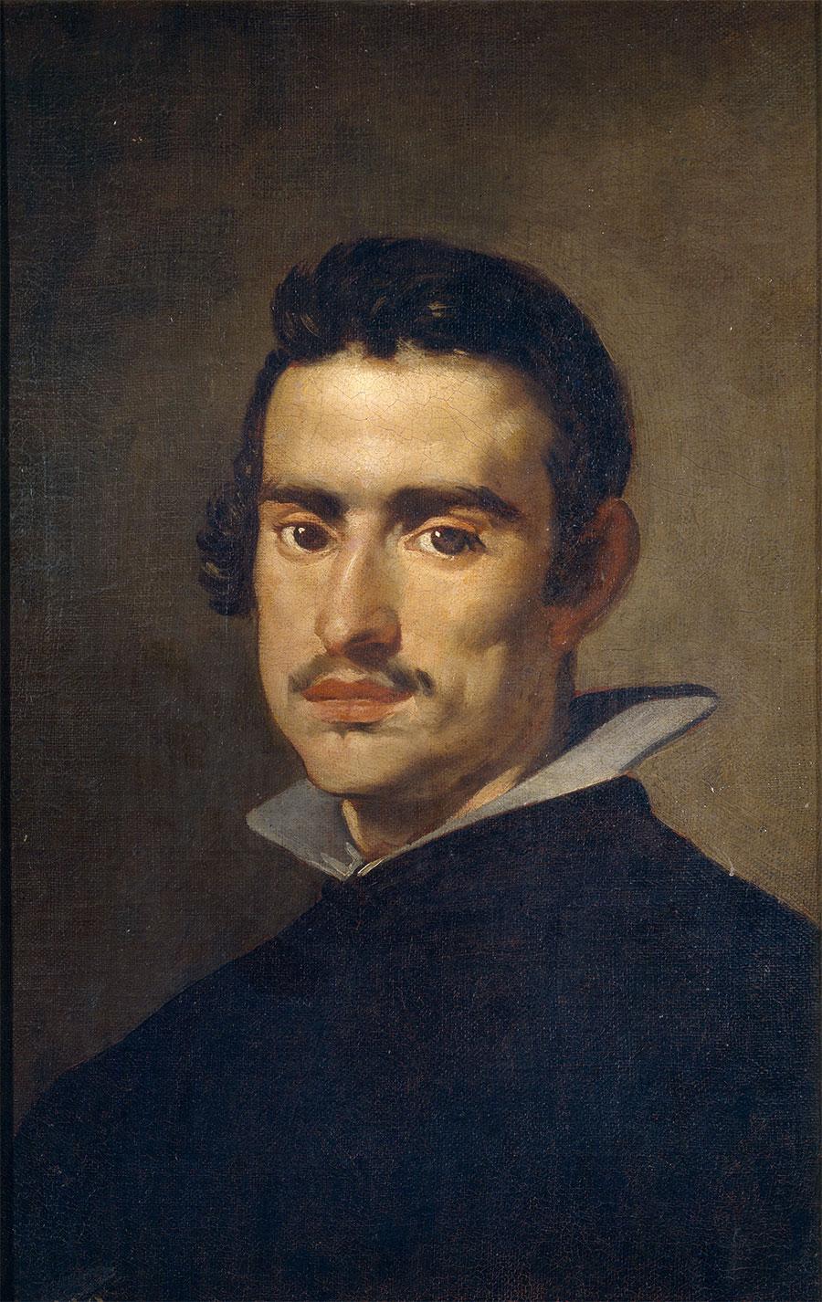 Diego Velázquez - Retrato de joven (¿Autorretrato?)